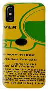 Little River Band It's A Long Way There Side 1 IPhone Case