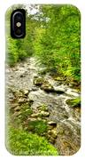 Little River - Smoky Mountains IPhone Case