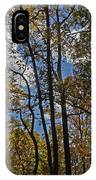 Little Round Top Trees IPhone Case
