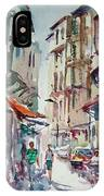 Little Trip At Exotic Streets In Istanbul IPhone Case