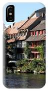 Little Venice - Bamberg - Germany IPhone Case