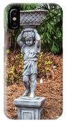 Little Water Carrier IPhone Case