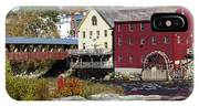 Littleton Gristmill IPhone Case