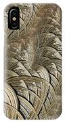 Litz Wire Abstract IPhone Case