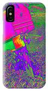 Live Life In Full Color IPhone Case