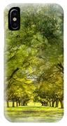 Live Oak Journey Paint IPhone Case