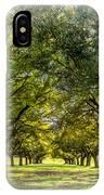 Live Oak Journey Vignette IPhone Case