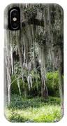 Live Oak Tree II IPhone Case