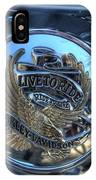 Live To Ride IPhone Case