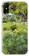 Living Off The Grid In The Waipi'o Valley IPhone Case