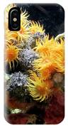 The Living Sea IPhone Case