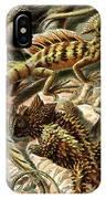 Lizard Detail II IPhone Case