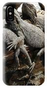 Lizards IPhone Case