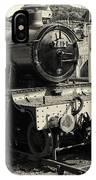 Llangollen Railway IPhone Case