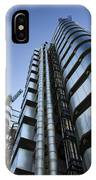 Lloyd's Building. IPhone Case