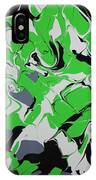 Lime Verve IPhone Case