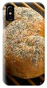 Loaf Of Fresh Baked Bread IPhone Case