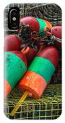 Lobstah Bouys IPhone Case