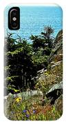 Lobster Cove Head In Gros Morne Np-nl IPhone Case