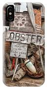 Lobster's Here IPhone Case