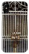 Locked Promenade IPhone Case