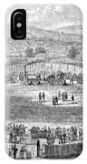 Locomotive, 1808 IPhone Case