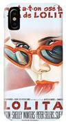 Lolita Poster IPhone Case