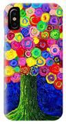 Lollipop Tree 2 IPhone Case
