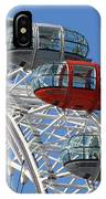 London Eye 5339 IPhone Case