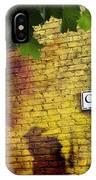 London Street Art I IPhone X Case