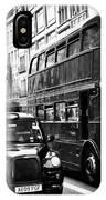 London Traffic IPhone Case