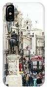 London Whitehall IPhone Case