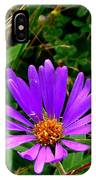 Lone Aster IPhone Case