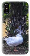 Lone Duck IPhone X Case