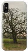 Lone Oak - Spring IPhone Case