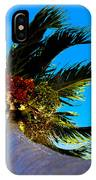 Lone Palm IPhone X Case