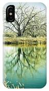 Lone Tree 2 IPhone Case