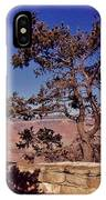 Lone Tree Along The South Rim IPhone Case