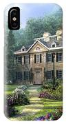 Long Fellow House IPhone Case