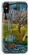 Long View Of A Ghost World IPhone Case