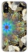 Look Into Her Soul IPhone Case