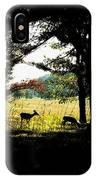 Look Out IPhone X Case