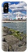 Looking At Ocnj IPhone Case