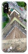 Looking Down From The Eiffel Tower IPhone Case