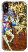 Dancing Horses IPhone Case