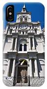 Looking Up St Louis Cathedral IPhone Case