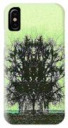 Lord Of The Trees IPhone Case