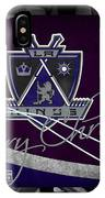 Los Angeles Kings Christmas IPhone Case