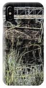 Los Angeles River / Crayola Effect IPhone Case