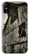 Lost Barn IPhone Case